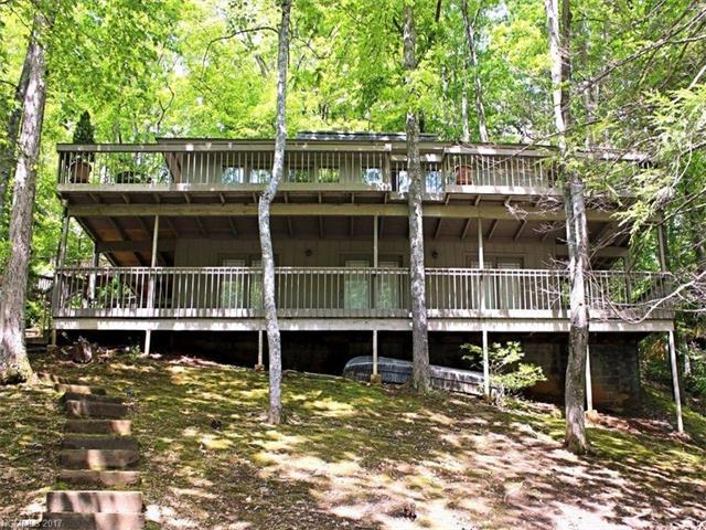107 W Shore Drive, Lake Lure, NC 28746 (#3310539) :: Exit Mountain Realty