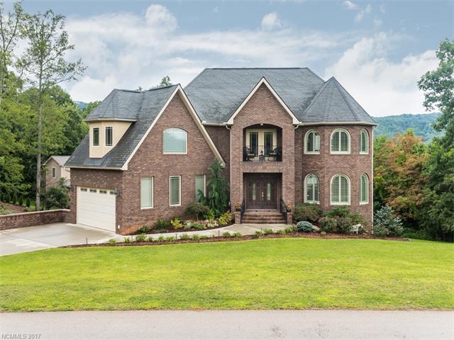 4 Governor Thomson Terrace, Weaverville, NC 28787 (#3310687) :: Rowena Patton's All-Star Powerhouse @ Keller Williams Professionals