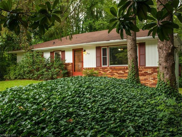 28 Pinehurst Road, Asheville, NC 28805 (#3313167) :: Team Browne - Keller Williams Professionals Realty