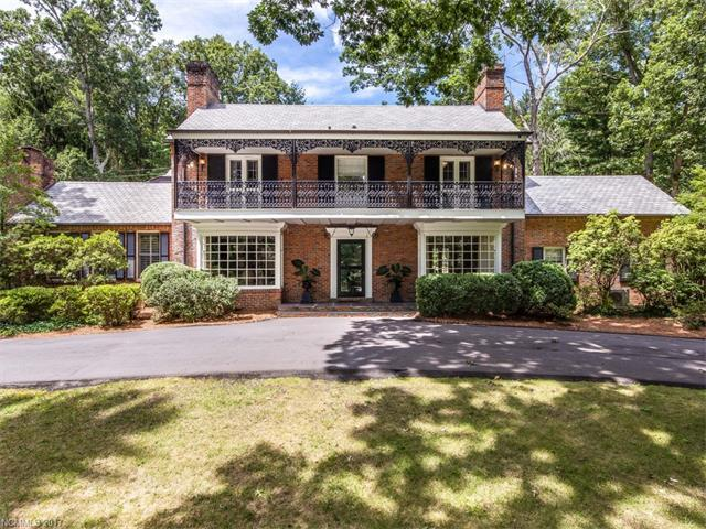 5 Park Road, Biltmore Forest, NC 28803 (#3313316) :: Keller Williams Biltmore Village
