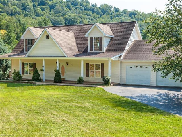 105 Farm Valley Court, Weaverville, NC 28787 (#3315171) :: Team Browne - Keller Williams Professionals Realty
