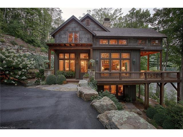 86 Lake Cardinal Cove Cove, Lake Toxaway, NC 28747 (#3316260) :: Exit Mountain Realty