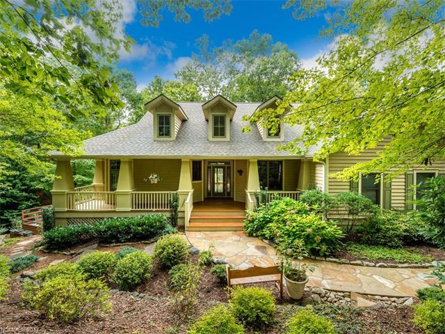 203 Chimney Crossing, Hendersonville, NC 28739 (#3317162) :: Caulder Realty and Land Co.