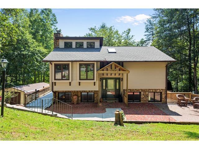 350 Raleigh Drive, Lake Lure, NC 28746 (MLS #3317271) :: Washburn Real Estate