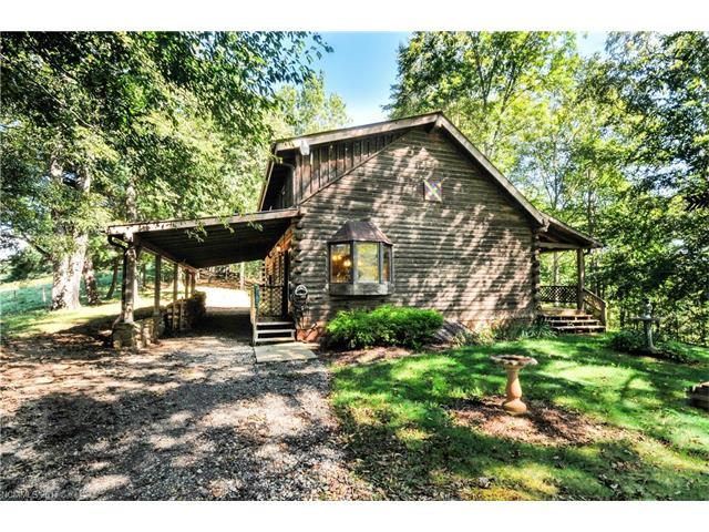 508 Back Hollow Road, Mars Hill, NC 28754 (#3318733) :: Team Browne - Keller Williams Professionals Realty