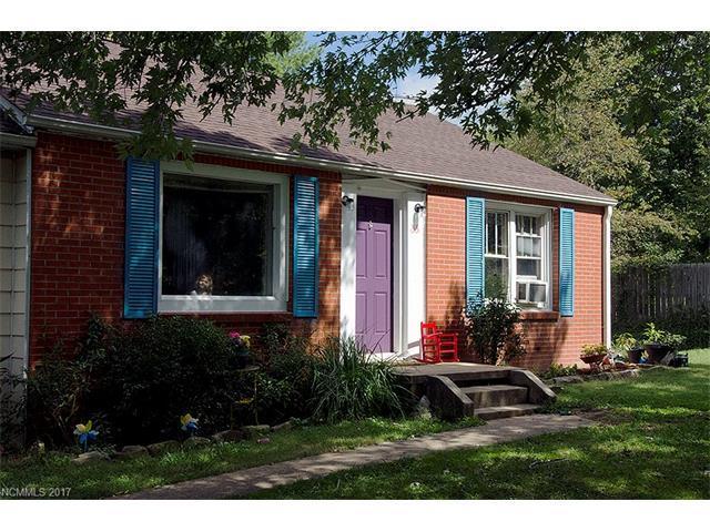 33 Lakeshore Drive, Weaverville, NC 28787 (#3319514) :: Team Browne - Keller Williams Professionals Realty