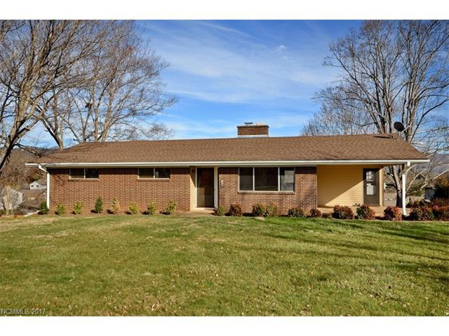 78 Salem Road, Weaverville, NC 28787 (#3319537) :: Team Browne - Keller Williams Professionals Realty
