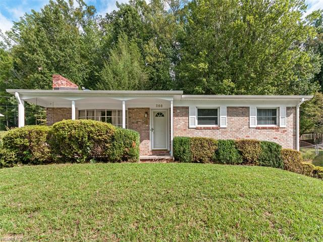 268 Monte Vista Road, Candler, NC 28715 (#3320052) :: Team Browne - Keller Williams Professionals Realty