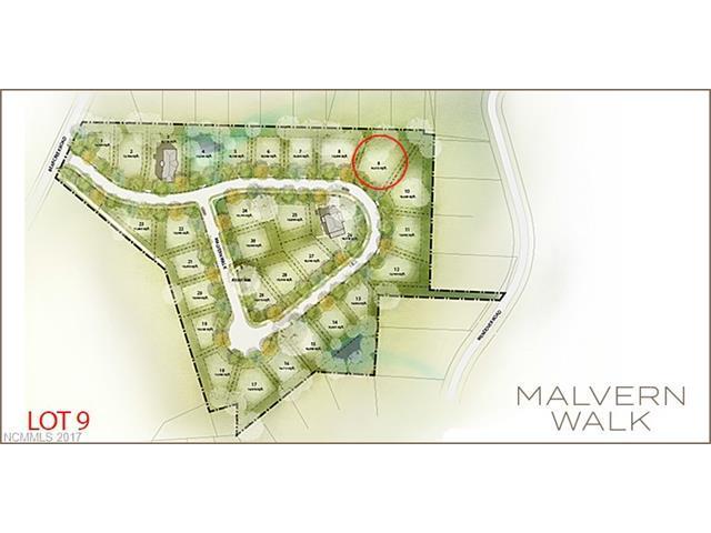 Lot 9 Malvern Walk, Asheville, NC 28806 (#3320112) :: Exit Realty Vistas