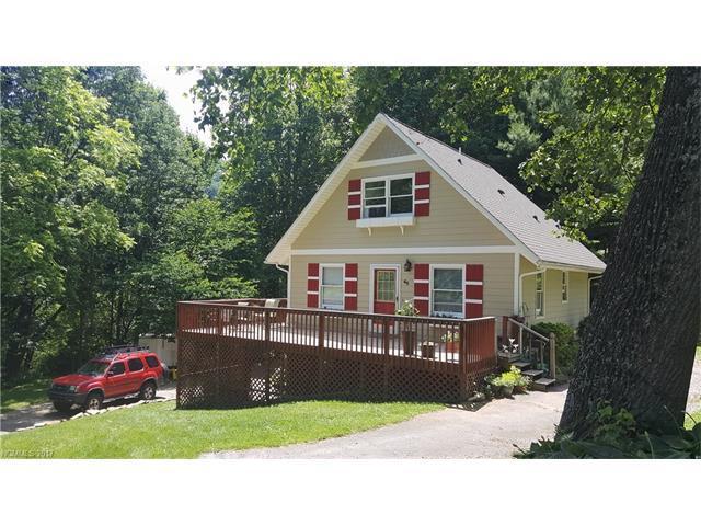 65 Campo Alto Road, Mars Hill, NC 28754 (#3320161) :: Team Browne - Keller Williams Professionals Realty