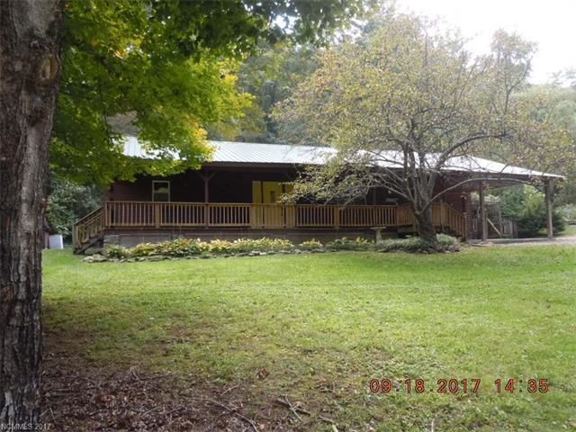 1713 Mauney Cove Road A-2, Waynesville, NC 28786 (#3321884) :: Exit Realty Vistas