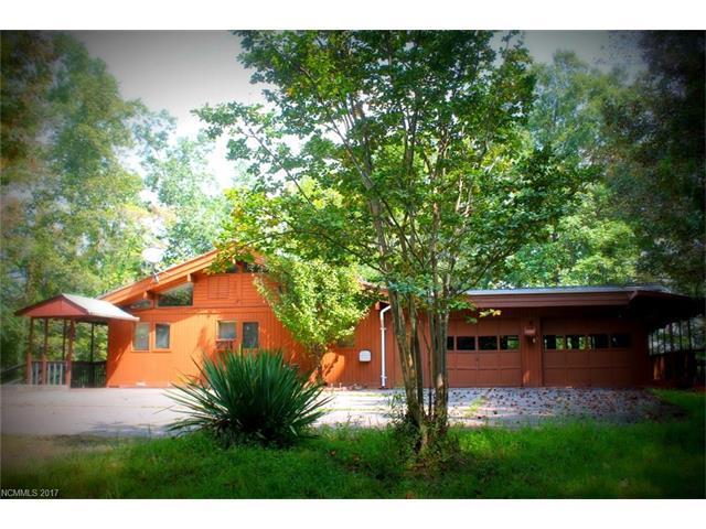 307 Bluebird Terrace, Lake Lure, NC 28746 (#3321942) :: Caulder Realty and Land Co.
