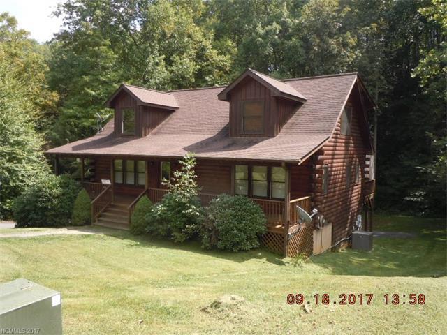 85 Cripple Creek Drive #11, Waynesville, NC 28785 (#3321985) :: Exit Realty Vistas