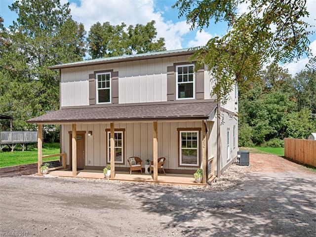 122 North Fork Road, Black Mountain, NC 28711 (#3323119) :: Keller Williams Biltmore Village
