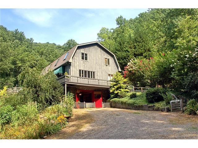 1067 Ponder Creek Road, Mars Hill, NC 28754 (#3323467) :: Exit Realty Vistas