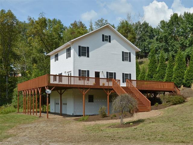 181 Bennett Road, Candler, NC 28715 (#3323506) :: Exit Realty Vistas