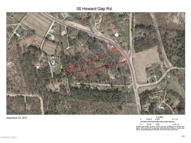 00 Howard Gap Road, Hendersonville, NC 28792 (#3323517) :: Exit Realty Vistas