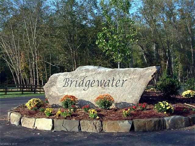 Lot 1 Bridgewater Drive #1, Fletcher, NC 28732 (#3323691) :: Exit Realty Vistas