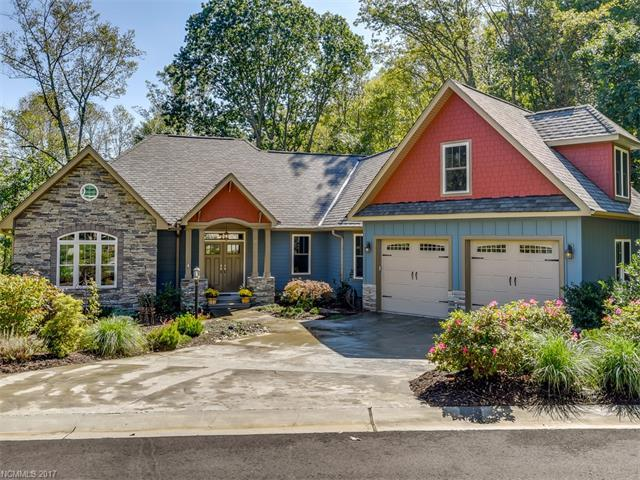 311 Carriage Crest Drive, Hendersonville, NC 28791 (#3324728) :: Exit Mountain Realty