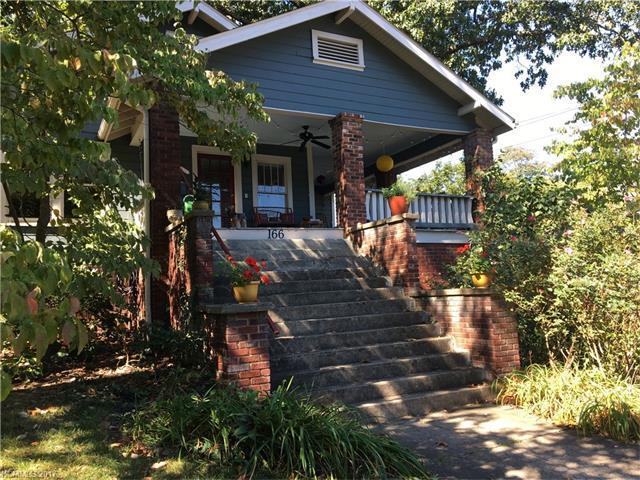 166 Flint Street, Asheville, NC 28801 (#3325103) :: Keller Williams Biltmore Village