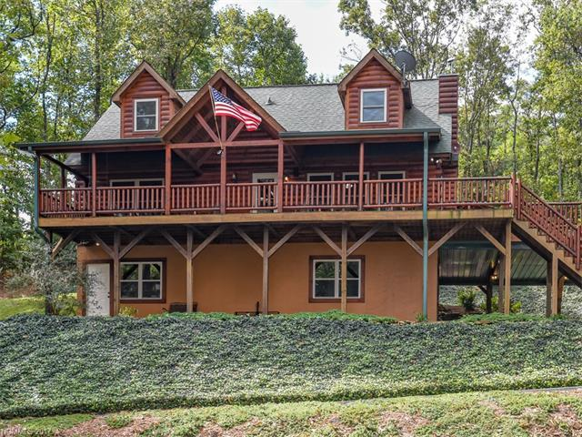 385 Little Falls Drive, Tryon, NC 28782 (#3326811) :: Caulder Realty and Land Co.