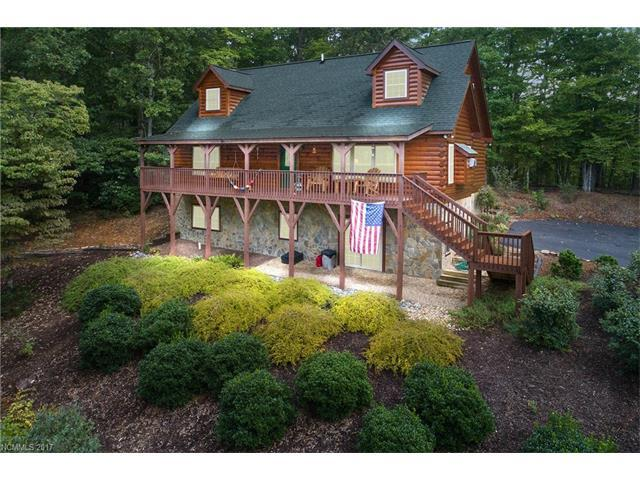 290 Winesap Boulevard, Lake Lure, NC 28746 (#3326931) :: Exit Mountain Realty