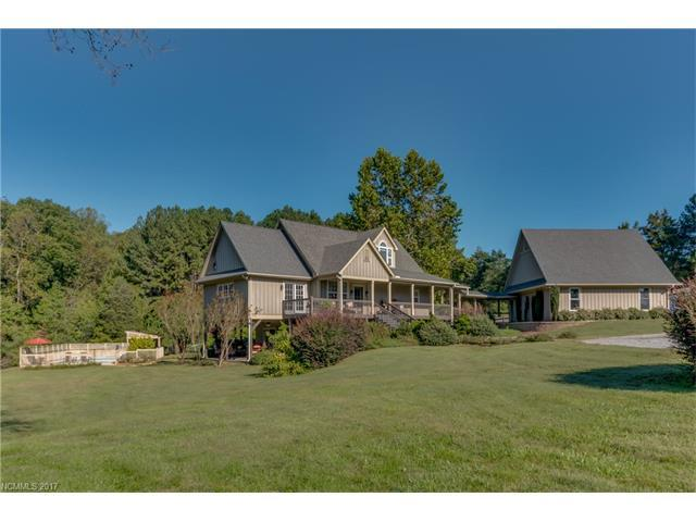 1588 Mcentire Road, Tryon, NC 28782 (#3326988) :: Caulder Realty and Land Co.
