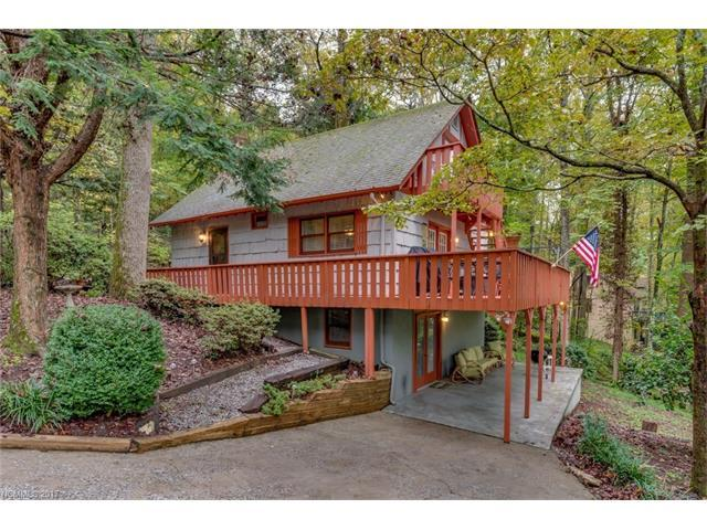125 Village Road, Lake Lure, NC 28746 (#3328348) :: Exit Mountain Realty