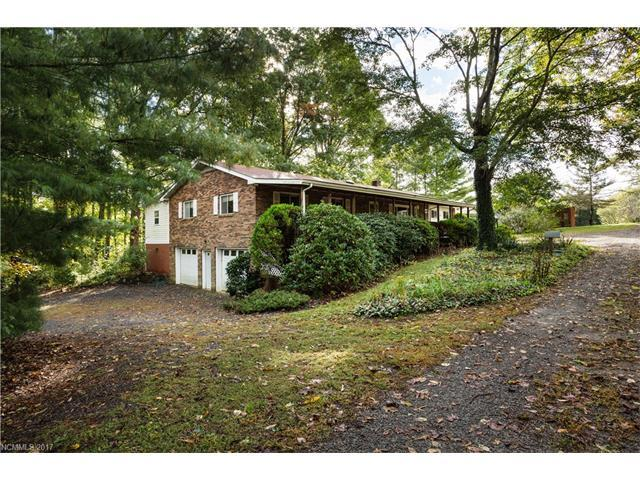 421 Upper Grassy Branch Road, Asheville, NC 28805 (#3328530) :: Keller Williams Biltmore Village