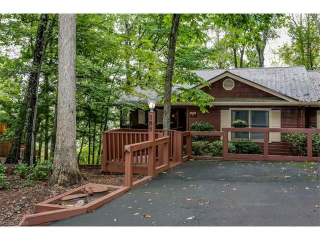 385 Whitney Boulevard Unit 1, Lake Lure, NC 28746 (#3329930) :: Caulder Realty and Land Co.