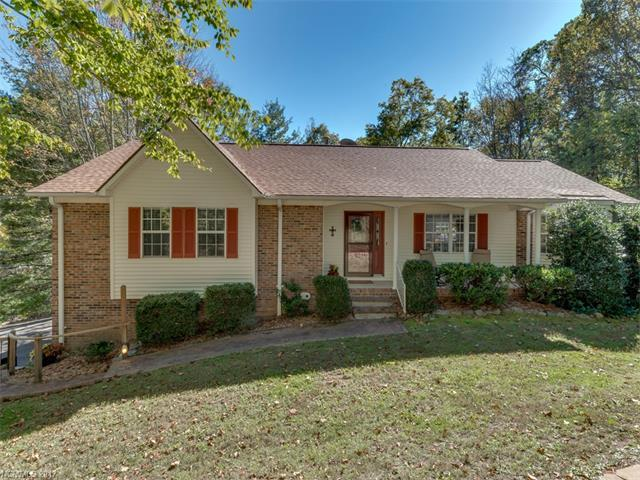 543 Hunters Glen Lane, Hendersonville, NC 28739 (#3330325) :: Caulder Realty and Land Co.