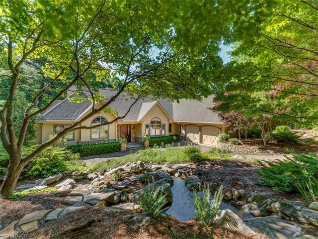 127 Chattooga Run, Hendersonville, NC 28739 (#3334418) :: Caulder Realty and Land Co.