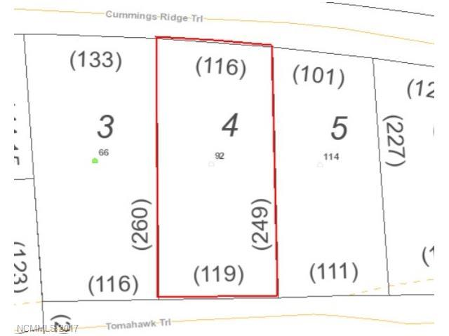 92 Cummings Ridge Trail #4, Hendersonville, NC 28739 (#3336700) :: Caulder Realty and Land Co.