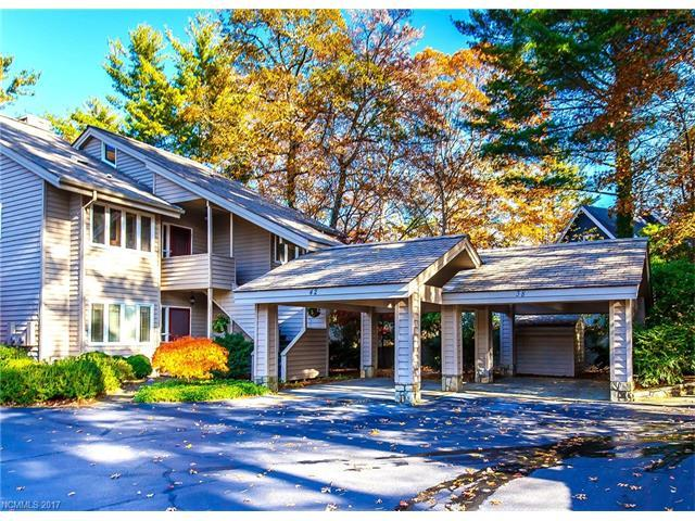 38 Country Club Village Drive B1, Lake Toxaway, NC 28747 (#3336847) :: Exit Mountain Realty