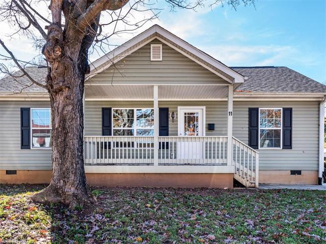11 Walton Street, Asheville, NC 28801 (#3338109) :: Keller Williams Biltmore Village