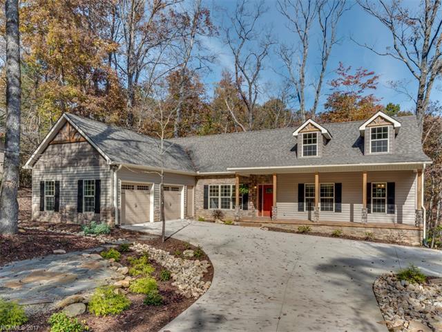 536 Quail Ridge Road, Lake Lure, NC 28746 (#3338856) :: Caulder Realty and Land Co.