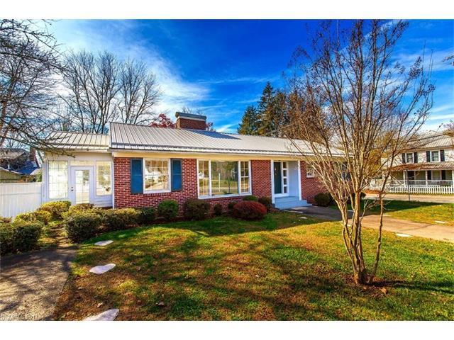 223 W Probart Street, Brevard, NC 28712 (#3339308) :: Exit Mountain Realty