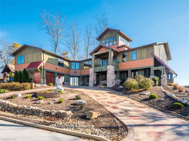 5 Chimney Crest Drive, Asheville, NC 28806 (#3339478) :: Exit Mountain Realty
