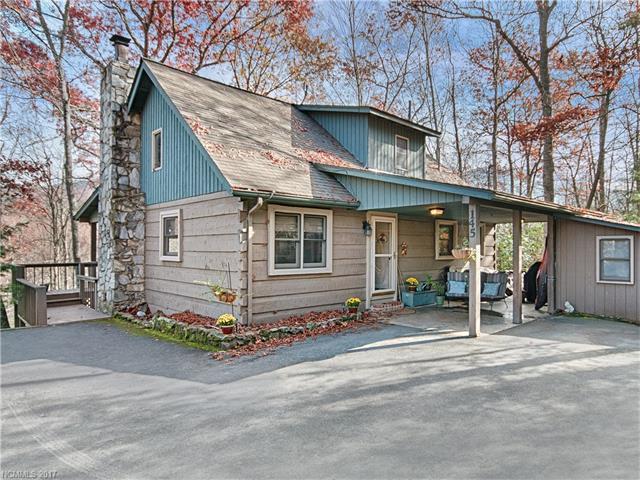 145 Fork Mountain Lane, Canton, NC 28716 (#3339704) :: Exit Realty Vistas