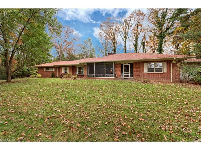 1 Hilltop Road, Asheville, NC 28803 (#3339855) :: Caulder Realty and Land Co.