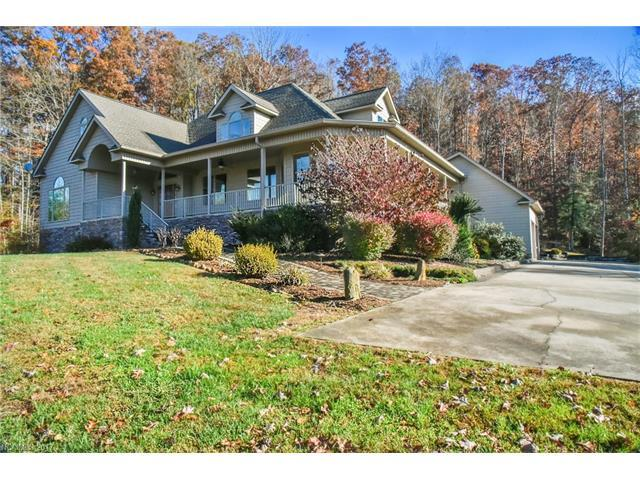6174 Mill Pond Road, Lenoir, NC 28645 (#3340215) :: Keller Williams Biltmore Village