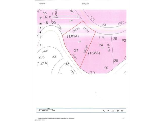 142 Berry Creek Drive, Flat Rock, NC 28731 (#3342271) :: Caulder Realty and Land Co.