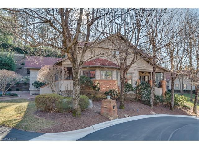 27 Lacoste Drive #24, Hendersonville, NC 28739 (#3342513) :: Caulder Realty and Land Co.