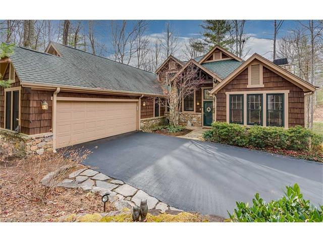 201 Claridge Way, Hendersonville, NC 28739 (#3343496) :: Caulder Realty and Land Co.