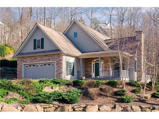 91 Carriage West Drive, Hendersonville, NC 28791 (#3346792) :: Caulder Realty and Land Co.