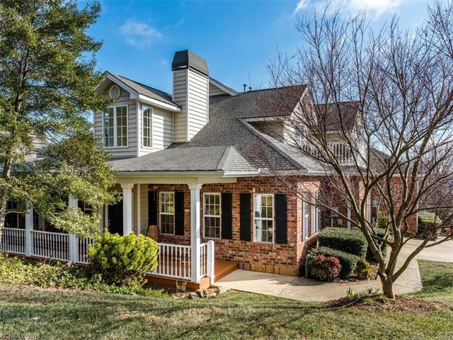604 Carriage Commons Drive #604, Hendersonville, NC 28791 (#3348116) :: Caulder Realty and Land Co.