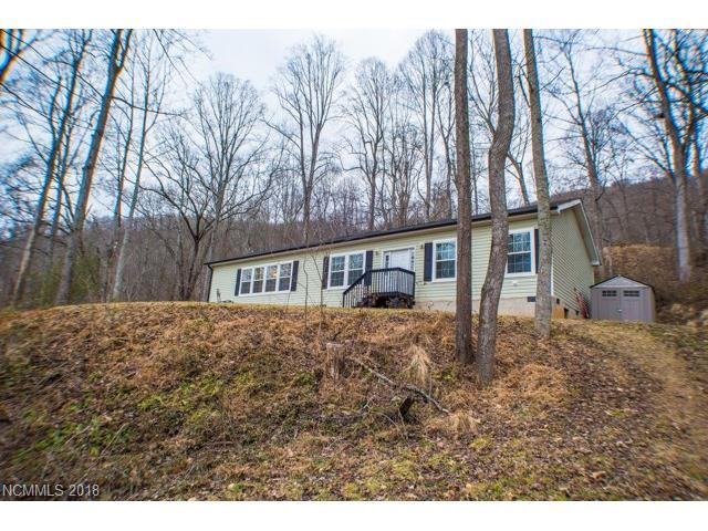 342 Hookers Gap Road, Candler, NC 28715 (#3348135) :: Exit Realty Vistas