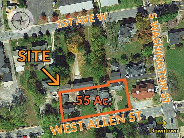 315 W Allen Street, Hendersonville, NC 28739 (#3351701) :: Caulder Realty and Land Co.