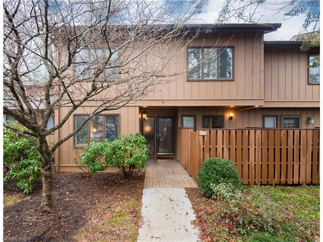 302 Crowfields Drive #302, Asheville, NC 28803 (#3352019) :: Puffer Properties