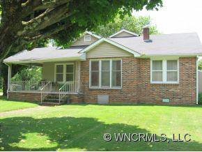 164 Carolina Avenue, Waynesville, NC 28786 (#NCM519185) :: Exit Realty Vistas